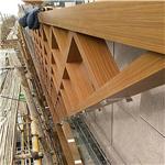 木纹铝方管生产厂家 厂家直销
