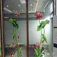 怎么在玻璃衣柜门上印花
