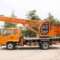 唐骏10吨吊车价格 10吨吊车图片配置