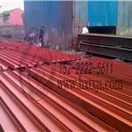 上海高频焊接H型钢的生产与实践
