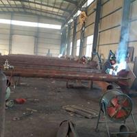 新疆伊宁市公路标志杆杆件   河北铭林交通标志杆生产