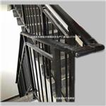 河南新乡锦银丰护栏公司设备齐全先进制造技术专业生产楼梯扶手