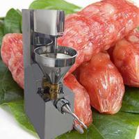 川味香肠灌肠机-广式腊肠灌肠机多少钱一台