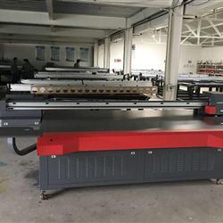 厂家直销Ricoh/理光UV2513 不锈钢铁皮uv平板打印机 喷塑板喷绘机