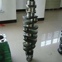 莆田6105柴油机曲轴 潍柴6105柴油机全套配件现货供应