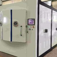 Anti-fingerprint vacuum coater
