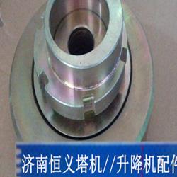 遵义恒义施工升降机配件 施工电梯内外丝滚轮  背轮