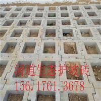 河南厂家河道高速边坡护坡砖550*500*120