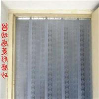 订做珠海磨砂胶帘/高品质磁性自吸软门帘