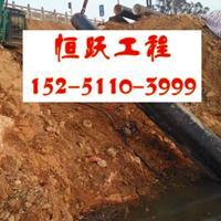 临沂市水下安装管道施工公司专业从事沉管工程