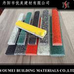 苏州铝合金碳化硅防滑条做法