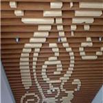 造型铝板方通幕墙吊顶