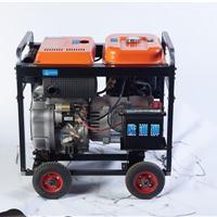 小型5千瓦柴油发电机