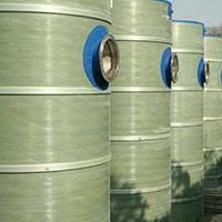 成都碳钢一体化预制泵站-森泉环境