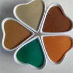 石茂直销彩色玻璃微珠 环氧填缝剂 加工生产