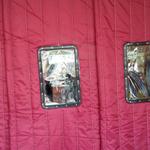 桂林防风棉门帘/防寒磁性软门帘生产厂家