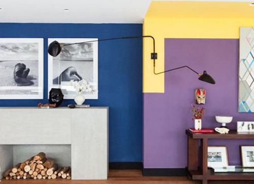 多乐士颜色效果图大全 客厅刷什么颜色的漆