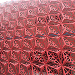 2.0mm广告牌镂空雕刻铝单板定制厂家