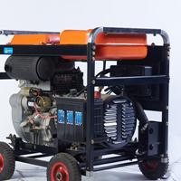 车载低噪音7kw柴油发电机