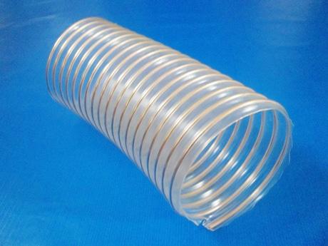 临沂批发pu钢丝管 pvc钢丝软管与pu钢丝软管有什么区别