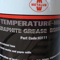 METALUB合成石墨高温润滑脂BG600不结焦不积碳