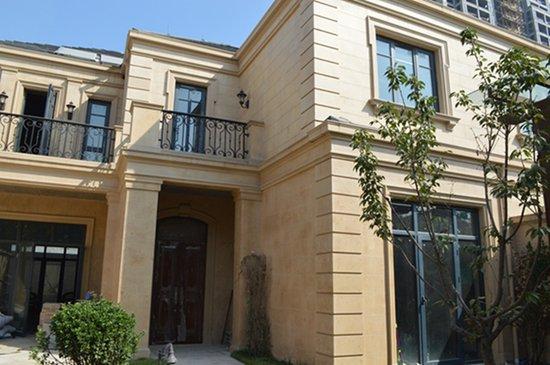 房屋外墙颜色效果图 房子外墙用什么颜色好