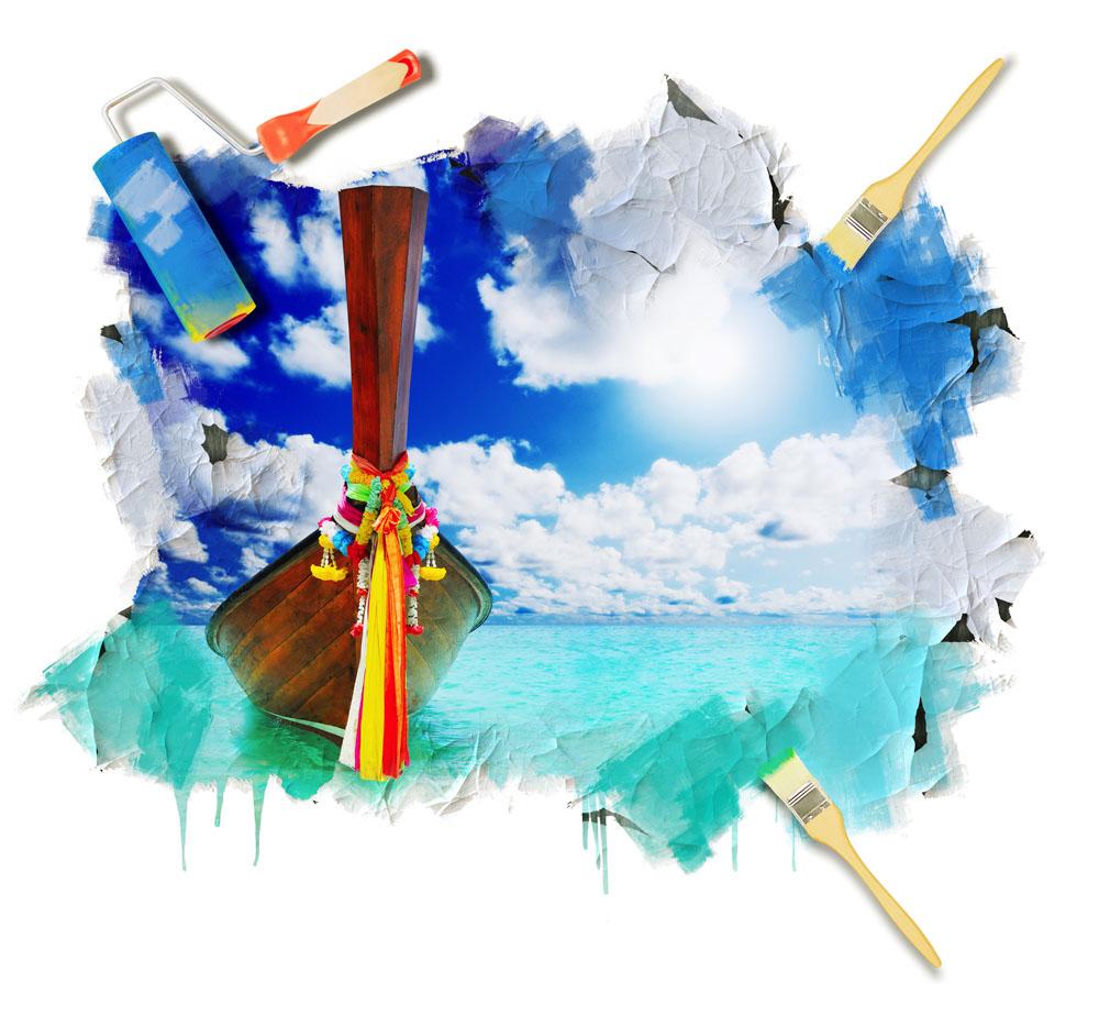 刷油漆多少钱一平方 油罐刷油漆多少钱一个平方