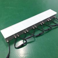钢化玻璃砖不锈钢LED地砖灯