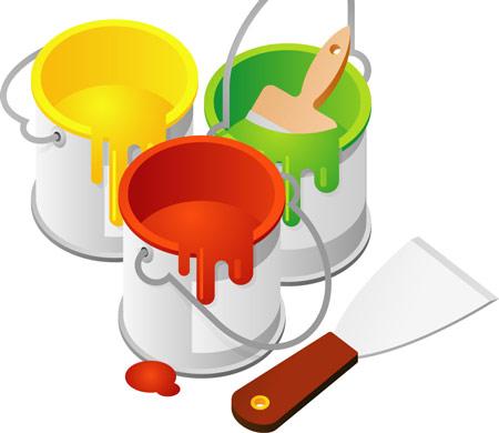 每公斤油漆刷多少平米 一公斤油漆能刷多少平方米