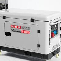交流静音12kw柴油发电机组优点