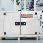 高原30千瓦自动型发电机