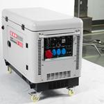 柴油发电机6千瓦冷库备用