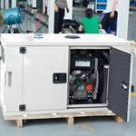 自动380伏柴油发电机