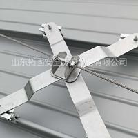 直立锁边屋面防坠落水平生命线材料