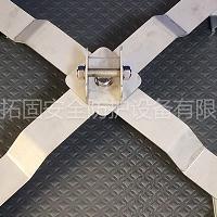 铝合金马道系统挡雪系统铝合金导轨