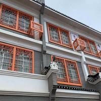 桂林古城铝合金窗花 外墙防护铝窗花