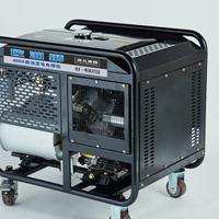 双缸350A柴油发电电焊机价格