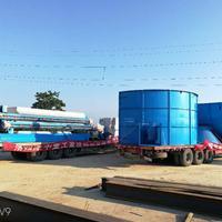 洗砂污水处理设备 污泥环保零排放系统处理现场