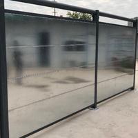 广州新标准钢板镀锌板施工 新型市政围挡