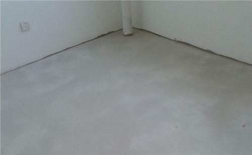 家装水泥地面怎么处理 地面如何做防潮处理