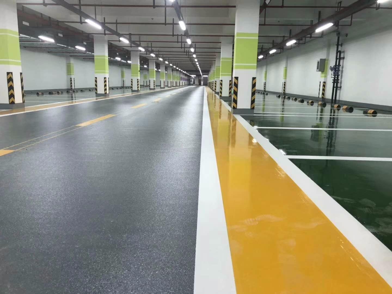 环氧树脂地坪漆 环氧树脂地坪漆的做法