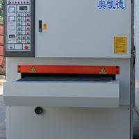 自动钢板氧化皮打磨机