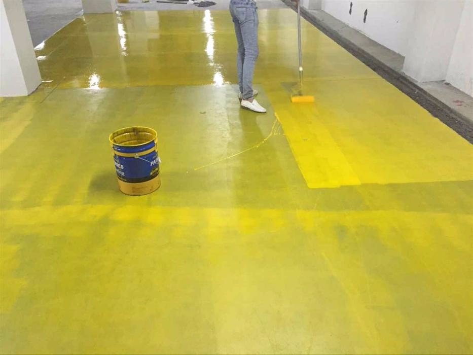 环氧树脂自流平地面 环氧树脂地坪