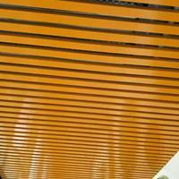 木纹铝方通公司 铝方通吊顶造价