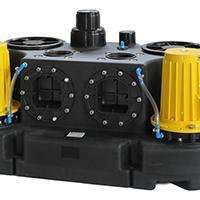 德国进口泽德Kompaktboy Doppel(150L双系统)污水提装置