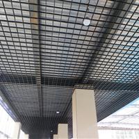 厂家批发 100X100铝格栅吊顶 河北铝格栅吊顶价格
