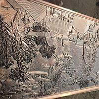 深圳室内铝雕花图案, 背景墙铝板雕刻图案浮雕壁画