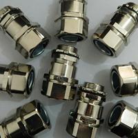 铜镀镍金属软管夹紧接头 防水密封耐氧化