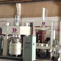 5000L硅酮密封胶制胶机 3000L力度强分散机 浙江分散机厂家