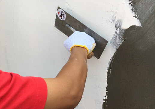 刷墙用的胶水有毒吗 只用腻子粉刷墙可以吗